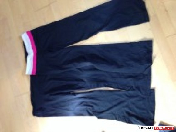 Lululemon Pants Black Size 4