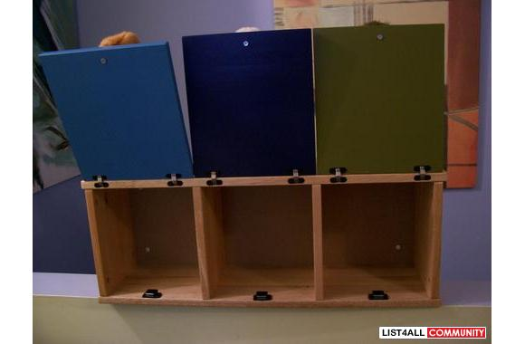 Ikea Kids Cupboard with Tails!
