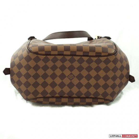 Two sold: Louis Vuitton Damier Belem MM