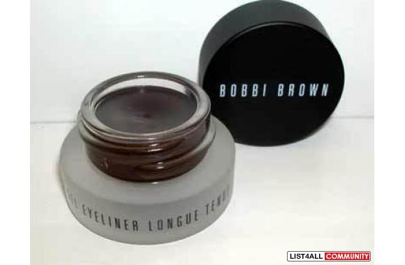 BOBBI BROWN LONG-WEAR GEL EYE LINER (waterproof+smudgeproof+longlastin