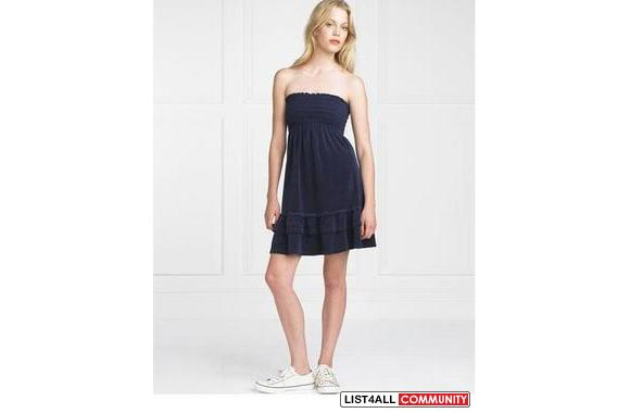 90c5fe10b6a79 Juicy Couture Regal blue terry cloth tube beach coverup dress size ...