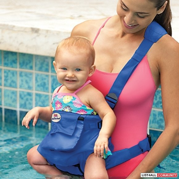 One Step Ahead Infant Baby Side Hip Carrier