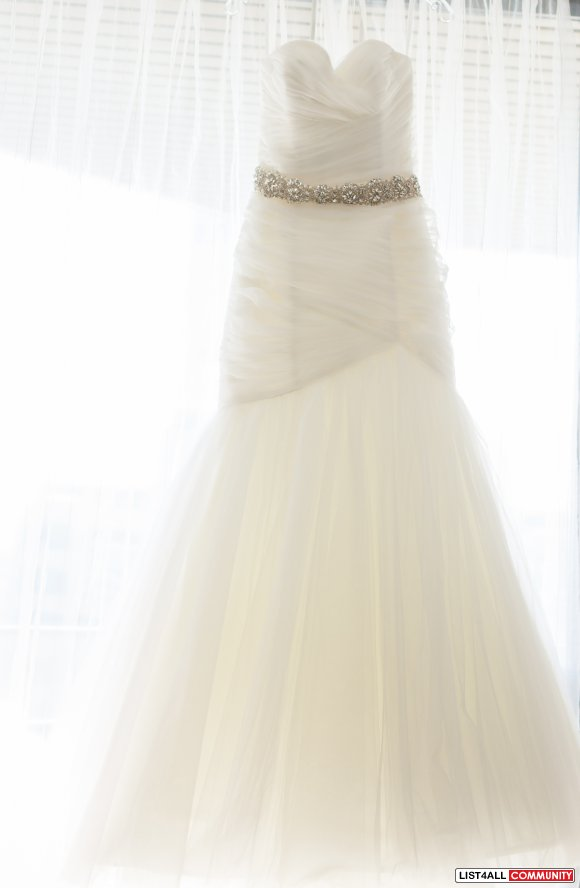Wedding Gown -Mori Lee 5108