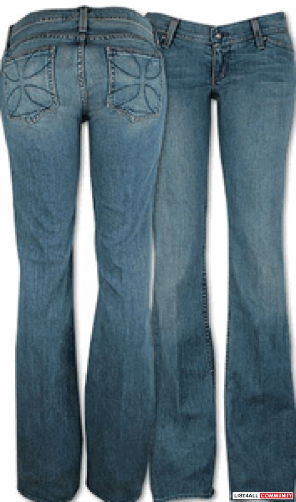 Habitual Denim boot cut jeans, light wash - Size 27