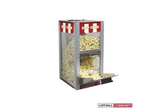 Brandnew Popcorn Maker Movie Theatre Style