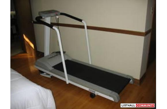 numbers incline treadmill on