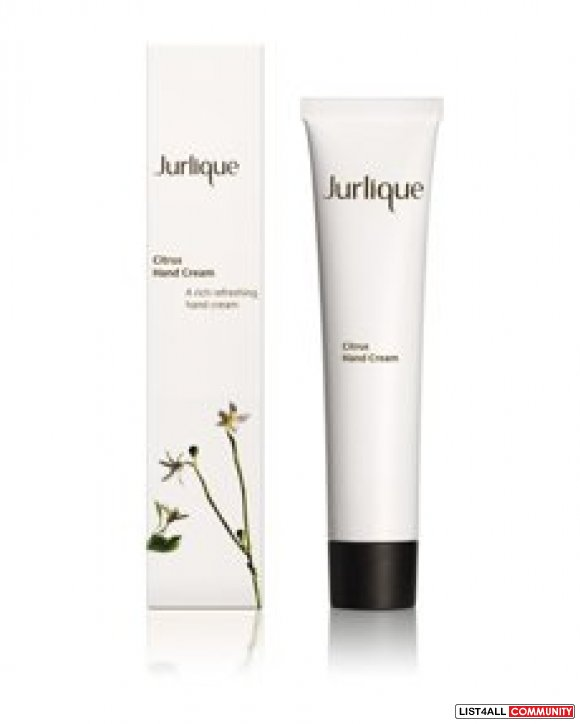 SALE $25 Jurlique Citrus Hand Cream