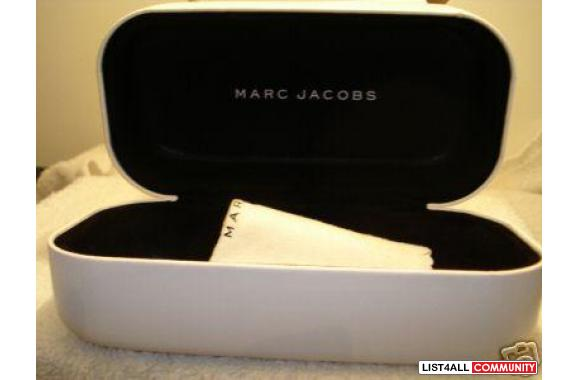 100% Authentic Marc Jacobs Sunglasses Retro 2009 style BRAND NEW