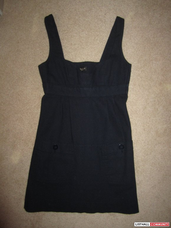 *NEW* TALULA Navy Bustier Dress 0