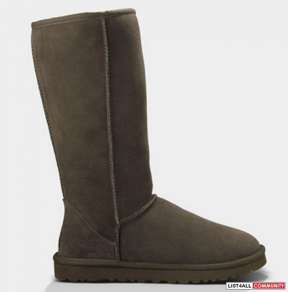 CLASSIC TALL UGG - AUTHENTIC