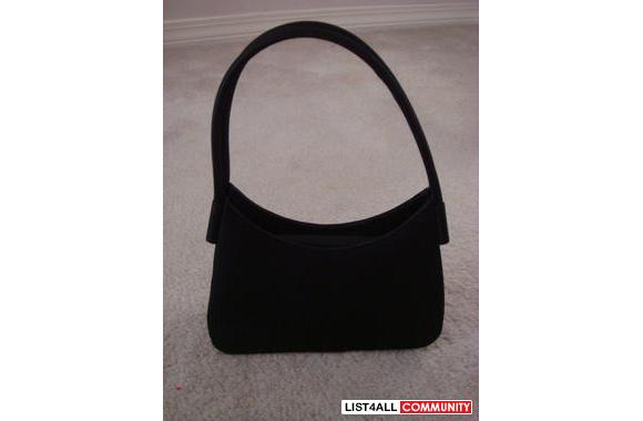 LE CHATEAU SATIN BAG
