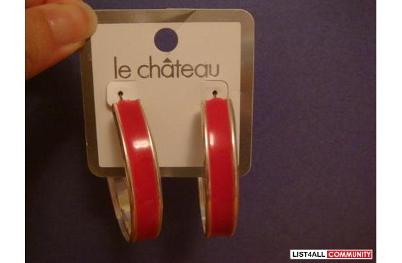 NEW LE CHATEAU EARRINGS