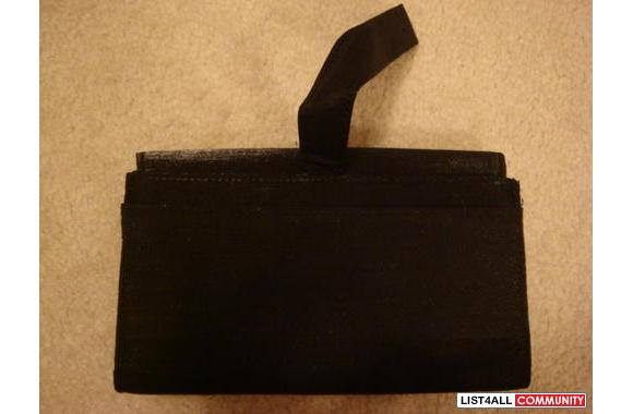 BRAND NEW SHISEIDO EVENING BAG/CLUTCH/MAKEUP BAG