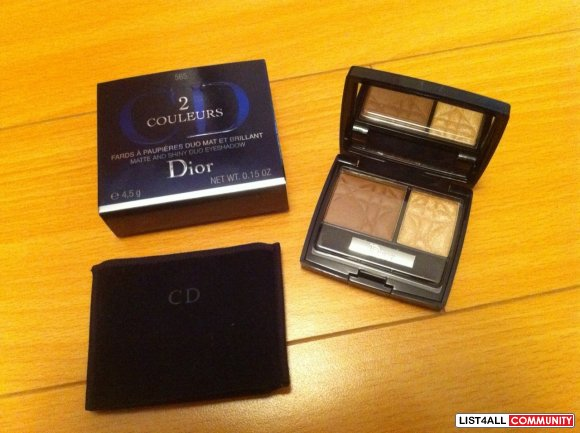 NEW DIOR DUO EYESHADOW