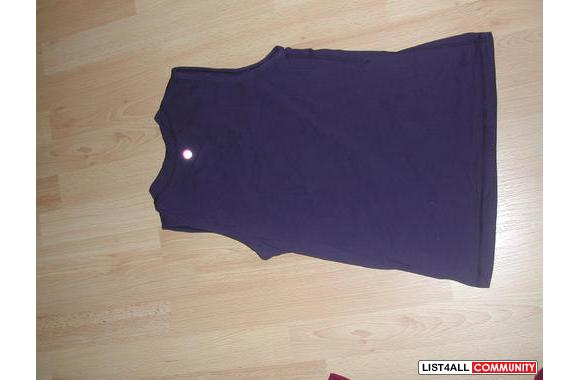 Lululemon Tank Top.  Sz 6.  Great condition!