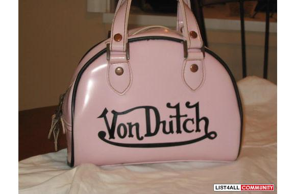 Von Dutch Hoody And Tank Fits Xs Small Sold Purse Takeitall