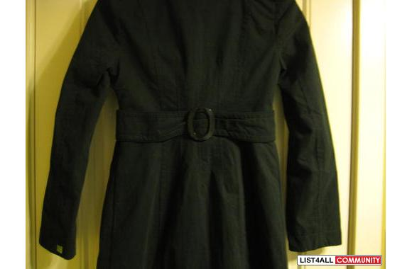 BNWT Soia & Kyo Trench Coat
