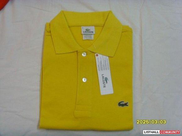 lacoste polo shirts bulk buy