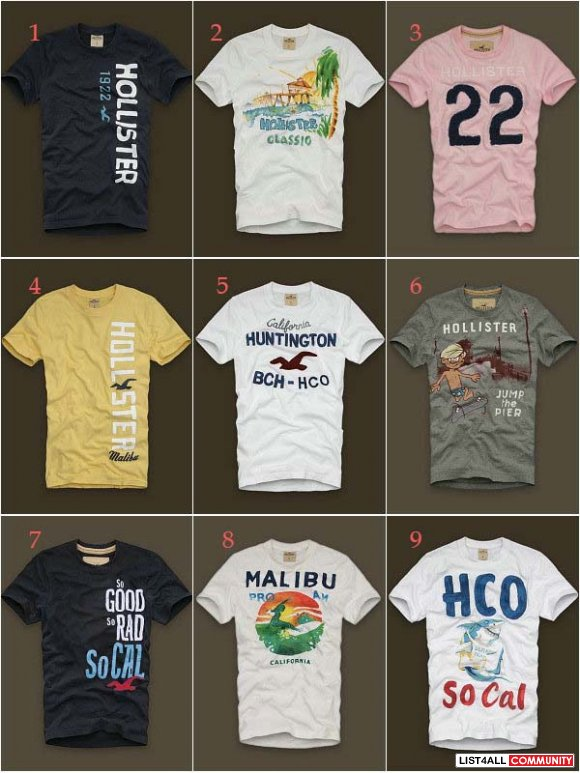cheap clothes hollister