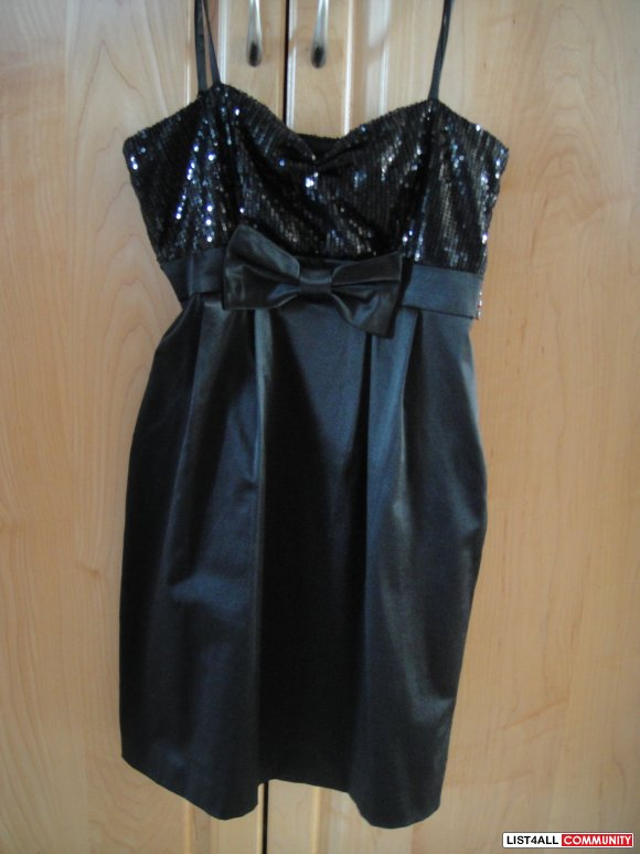 F21 Sequined Dress Size small