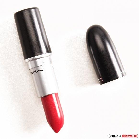 2x MAC Nice to Meet You Lipstick BNIB