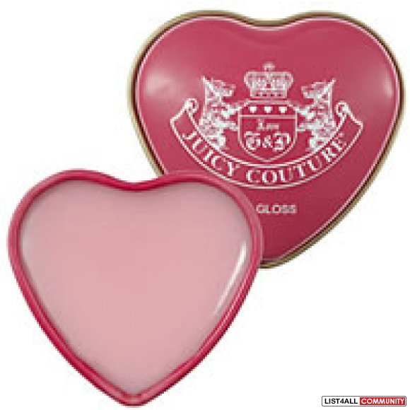 Juicy Couture Heart Lip Gloss
