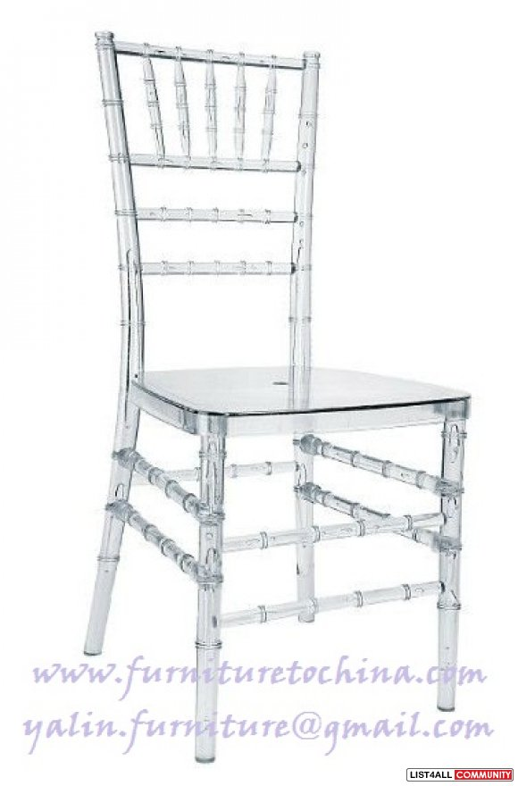 transparent chiavari chair resin dior seat acrylic wedding furniture yalinfurniture list4all. Black Bedroom Furniture Sets. Home Design Ideas