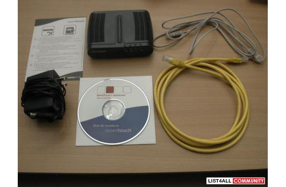 Thomson Speedtouch St516 Required By Teksavvy Isp
