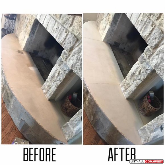 M Renovation is a leading marble restoration company in Dallas, Texas