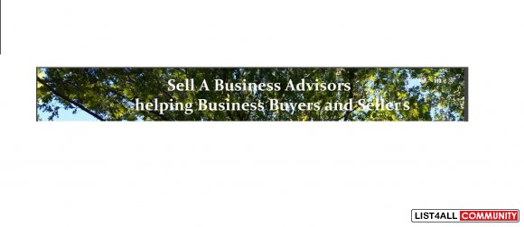 Sell A Business Advisors