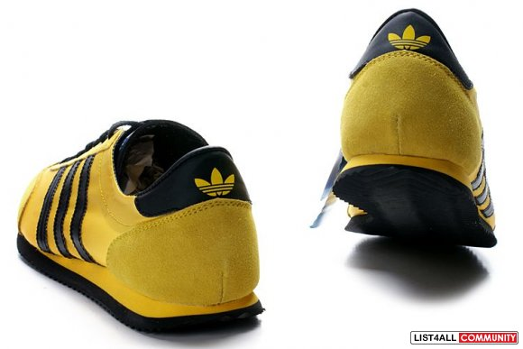 adidas Originals 1609er yellow black