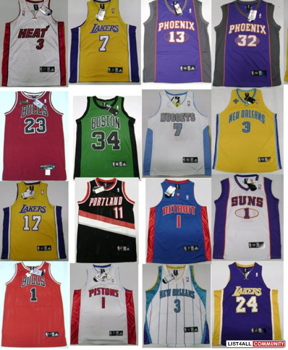 Wholesale Jerseys, Basketball Jerseys in Xiamen-Trade Co.,Ltd ...