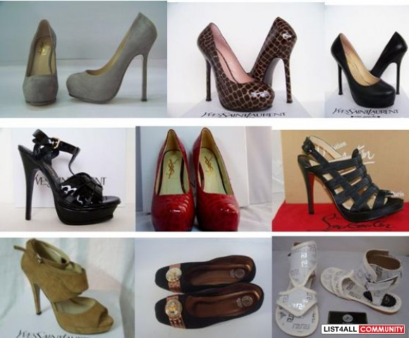 Wholesale Yves Saint Laurent,Christian Louboutin High Heel Shoes