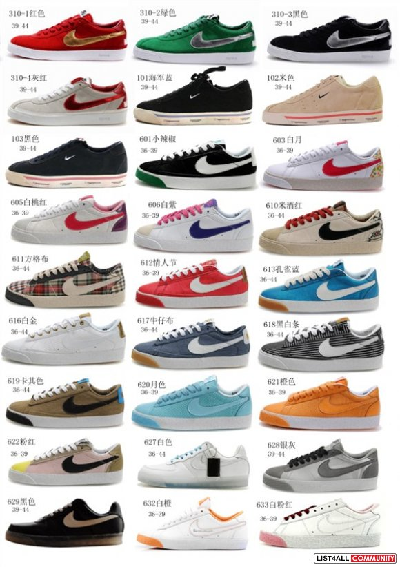 Wholesale nike air max,shox ect shoes