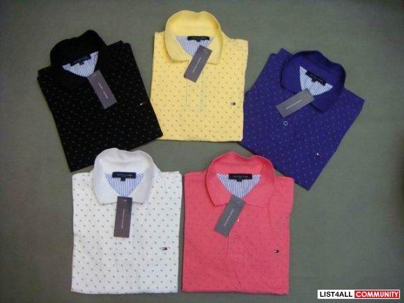 Wholesale Tommy Hilfiger Men Polo Short T Shirts