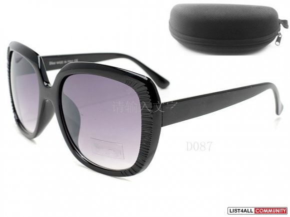 Dior Half Metal High Quality Sunglasses Men Women Brand Designer Glass