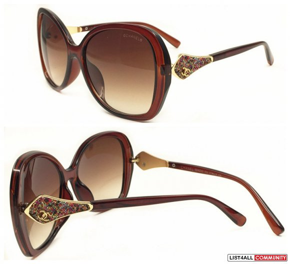 Christmas Gift:Chanel 2017 New Color Women Sunglasses