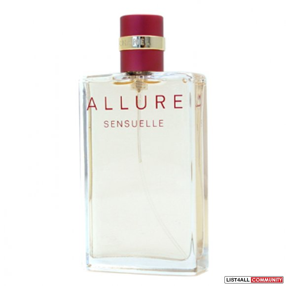 Allure Sensuelle by Chanel Perfume for Women