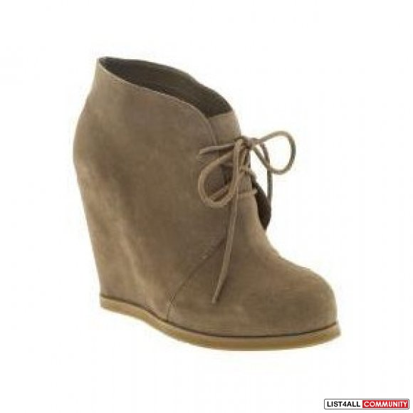DV by Dolce Vita Wedge Booties