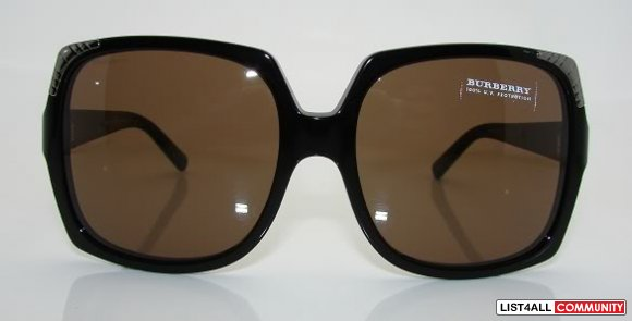 Burberry Oversized Square Sunglasses