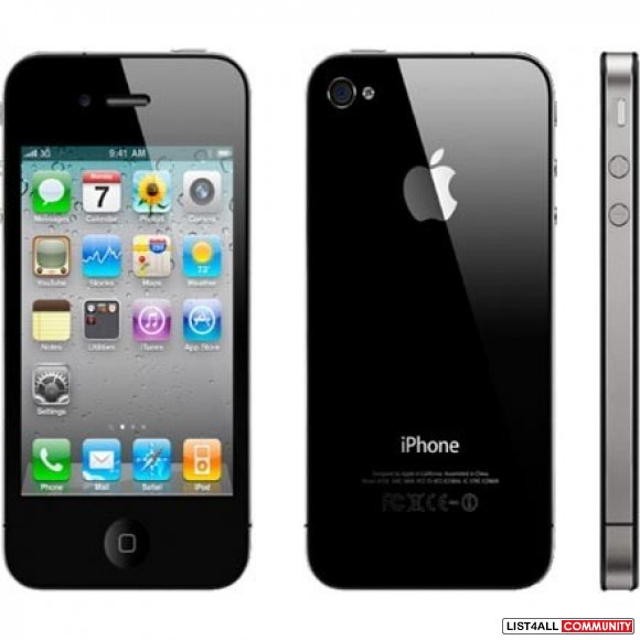 Iphone 4 64gb -brand new OBO