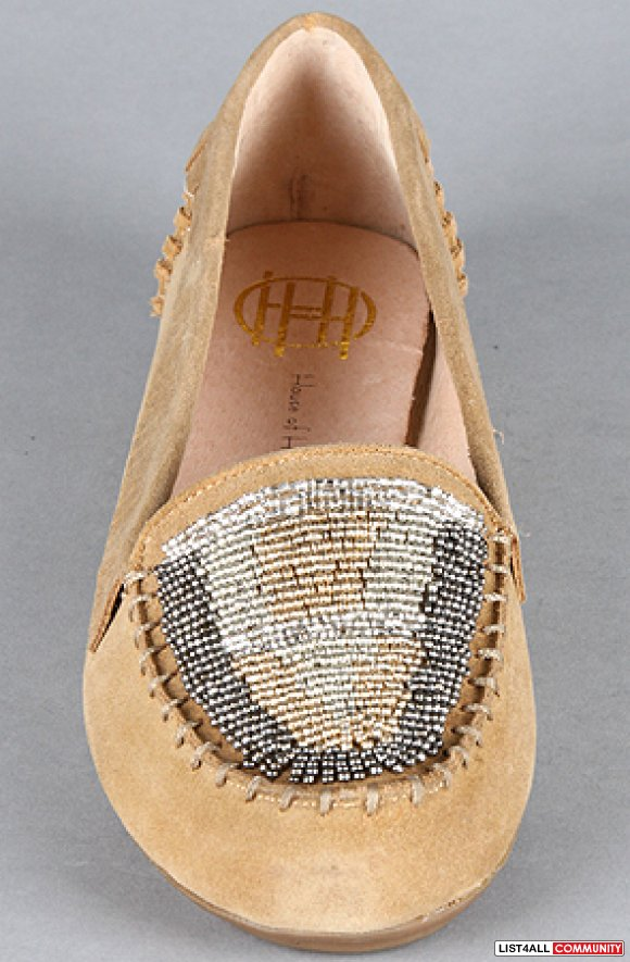 House of Harlow 1960 Millie Flats