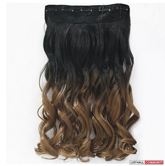 NEW Brand New hair extensions clip in