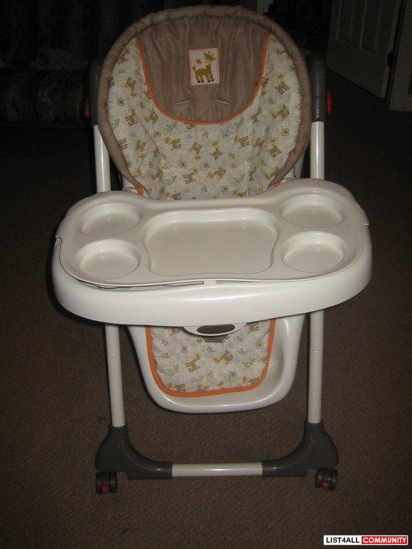 Baby Trend High Chair ...