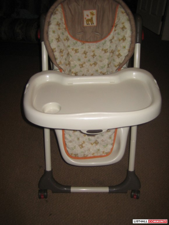 Baby Trend High Chair