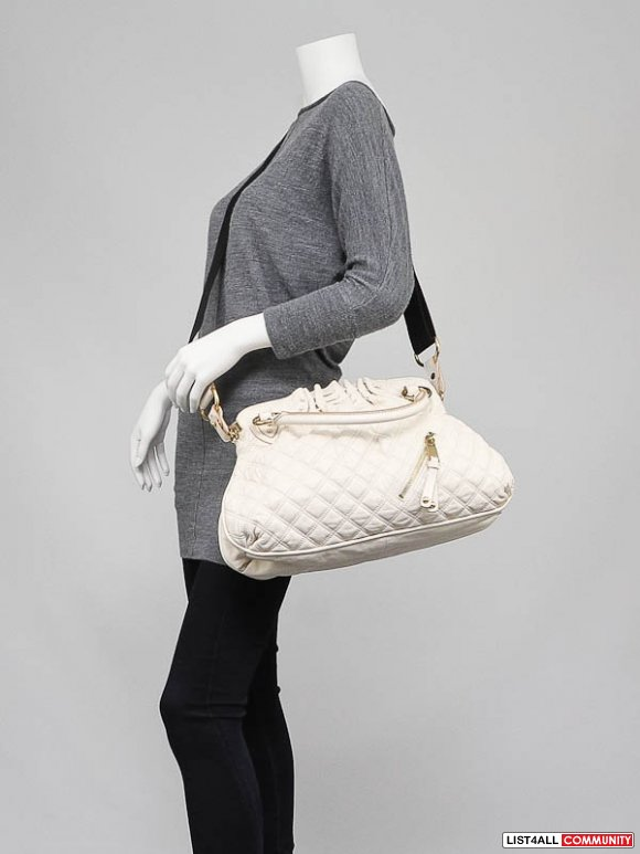 MARC JACOBS QUILTED LATTE