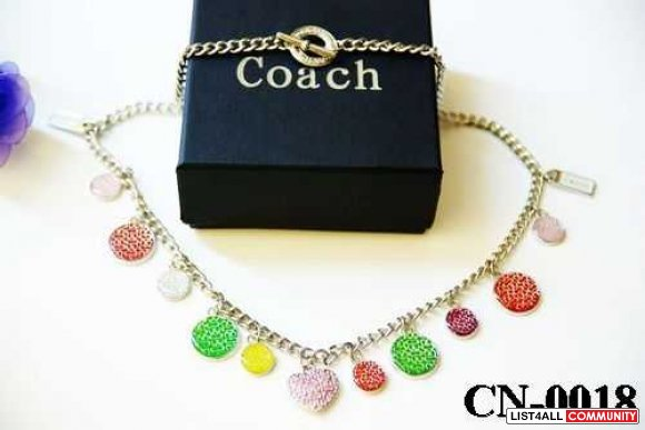 Chanel Coach LV jewelry for sale