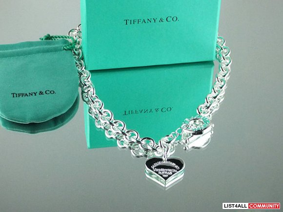 Tiffany Juicy Chanel necklaces on sale