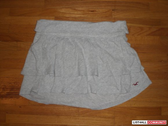 Hollister Tiered Skirt