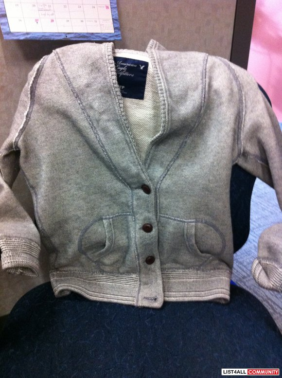 American Eagle S new jaket